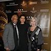 Reggie Wilson, Lora Unger and Mona Neter