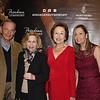 Charles Hargrove,  Andrea Ambler-Hargrove, Sue Shieff and Vicki Heggem