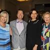 Mona Neter, Scott Vandrick, Pasadena Symphony CEO Lora Unger and Georgianna Erskine