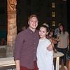 Drew Pawluk and Lauren Mandelke
