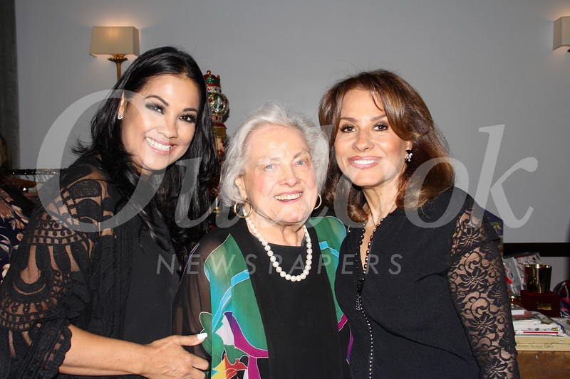 Bobbi Moriel, Alma Smith and Marita Tavakoli