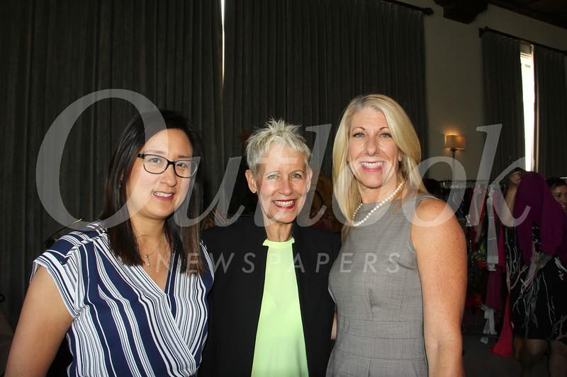 Ingrid Kuo, Courtney White and Cynthia Cohn