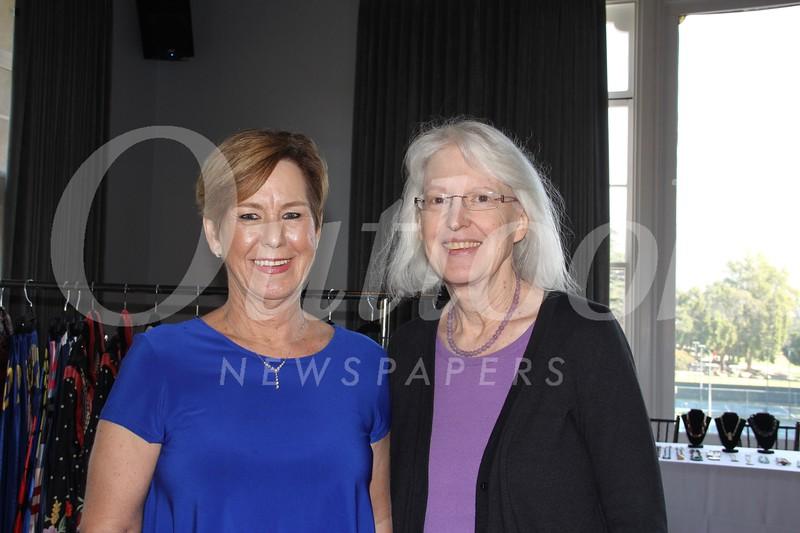 Laura Bushley and Diane Cullinane