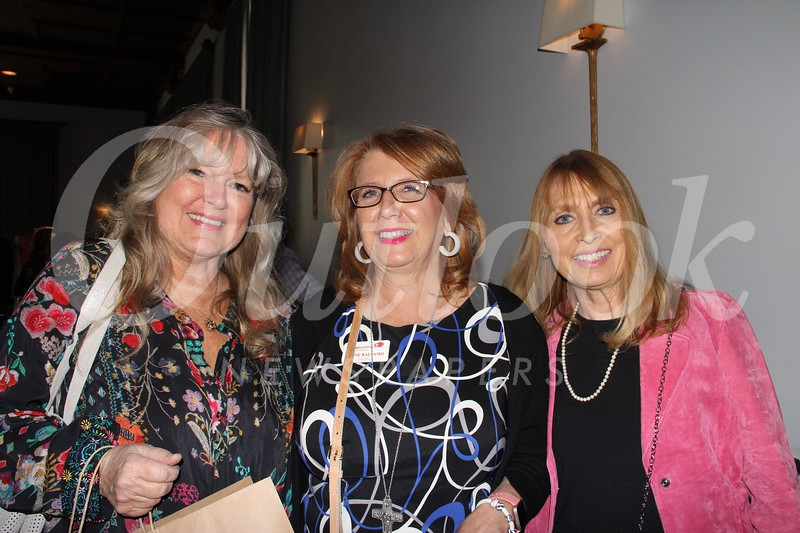 Janet Cerswell, Diane Balsamo and Maureen McCune