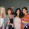 Tracy Macrum, Deborah Isshac, Pamela McSweeny and Elga Kazanci