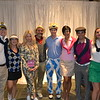 Mike and Heidi Mayne, Tamsin Glasson and Brian Welsh, Chris and Joyce Mayne, and David and Courtney Zifkin