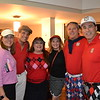 Chantal and Stephen Bennett, Annette Ermshar, Michele and Bart Doll, and Dan Monahan