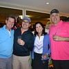 Phil Peterson, Roman and Anne Perez, and Stuart Berge