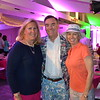 Nancy and Chris Foster with Victoria Eaton
