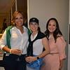 Cristina Navarrete, Carrie Walker and Jessica Pizzano
