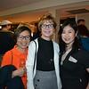 Jean Dea, Janice DaVolio and Joanna Chan