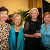 Victoria Krueger, Jane Brunello, Joan Dietrick and Joannah Smith