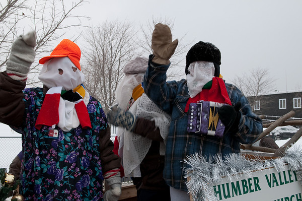 Santa Claus Parade 2009