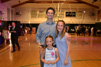 Chandler Girl Scouts Dance With Dad