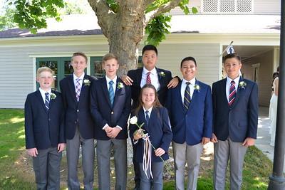 Clairbourn's Class of 2018 Graduates