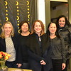 Event coordinators Daniella Derriman, Dolores Mercer, Mara Jones, Tina Tran and Jenny McNulty