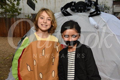 Halloween Party Delights at Waverly School