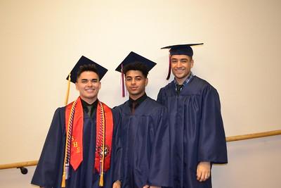 La Salle High School Graduates 146 Lancers