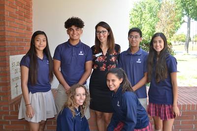 La Salle Students Return to Their Studies