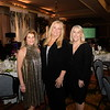Presentation Ball chairs Andrea Vacheron and Ronda Ramseyer with NCL Glendale President Christie Clarkson