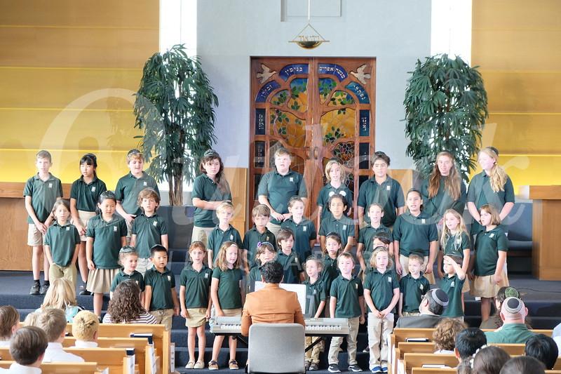 3 Weizmann Day School Students