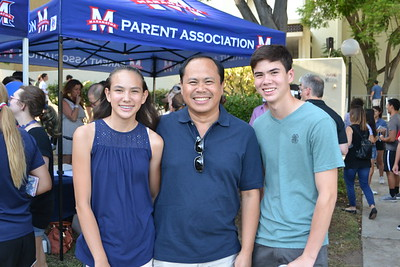 Maranatha Welcomes Families Back With Burgers