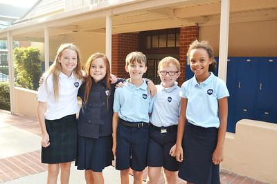 Mayfield Jr. Opens Door to New School Year