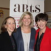 Patty Wickman, Erika Randall and Diane Mechaley