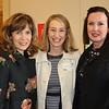 Heidi Watson, Angelique Valentino and Jeanne Gangi