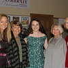 Maire Mullaly, Judith and Colleen Henderson, Kathy Regan and Angela Howell