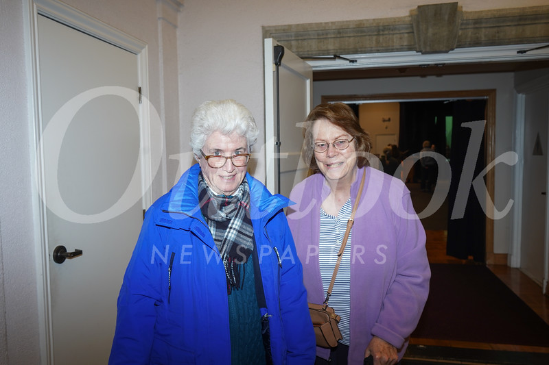 09166 Sister Sheila McNiff and Sister Susan Slater