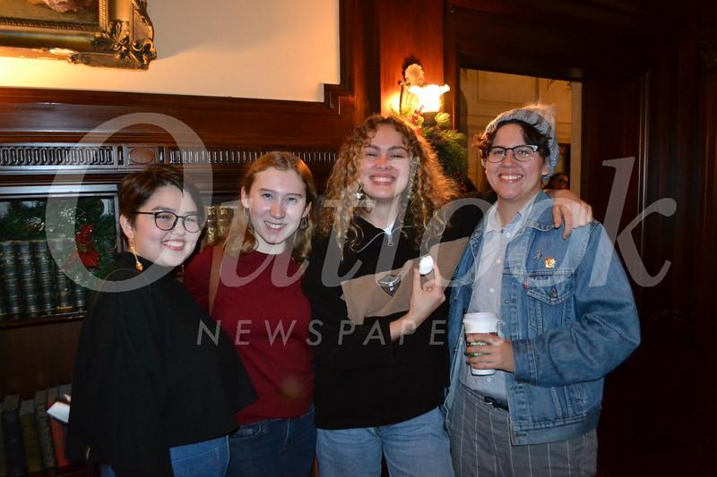 DSC_ Holly Osborn, Annie Tighe, Marie Blan and Dominique Alvarez 0569
