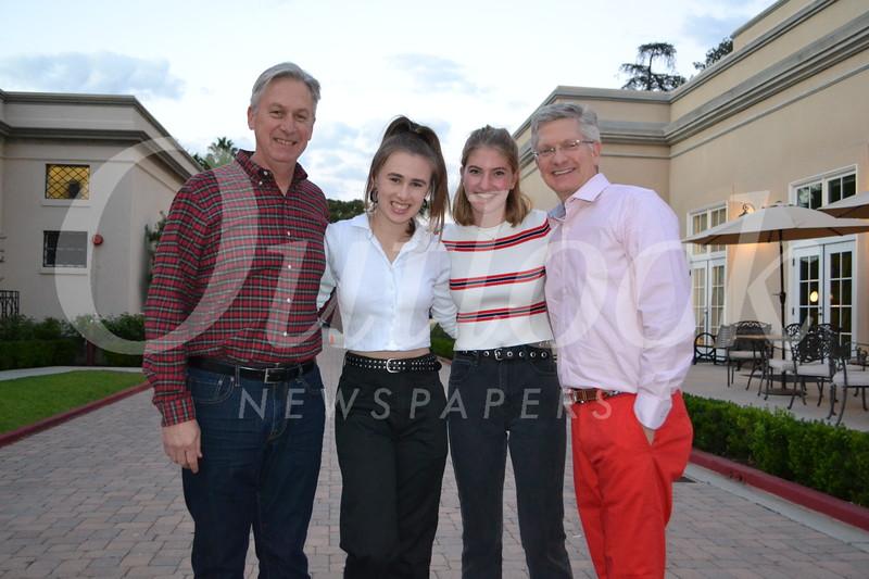 DSC_ Kurt and Kathryn Mechaley and Tara and Kevin Randall 1393