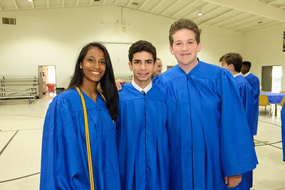 Pasadena Christian 8th Graders Ready for High School