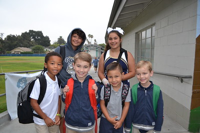 Pasadena Christian Students Return to Campus