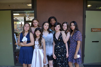 Sequoyah 8th Graders Graduate