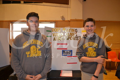 St. Andrew School Experiments With Science