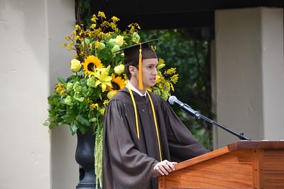 St. Francis Graduates 136 Golden Knights