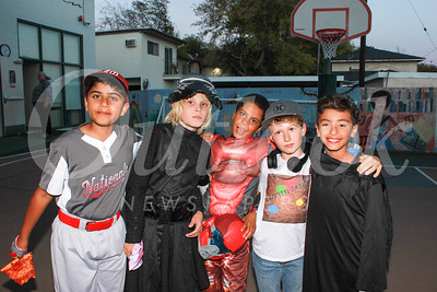 Walden Students Don Costumes for Carnival