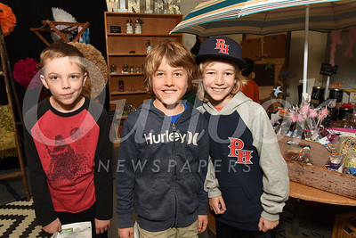 Waverly School Hosts World Market