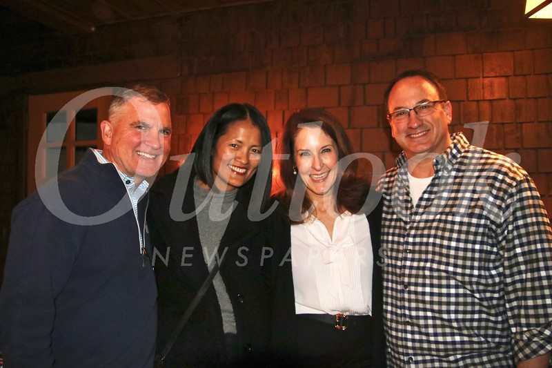 Mike and Lisa Burke with Sheri and Matt Bender