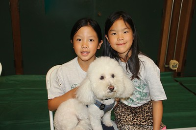 Westridge Welcomes Pets to Campus