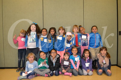 Workshop Takes Girl Scouts on a Journey