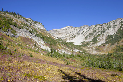 Mt Winthrop Basin