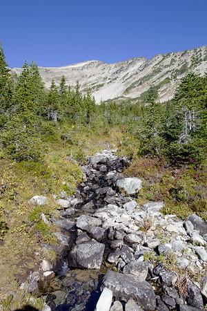 Frosty Pass Creek