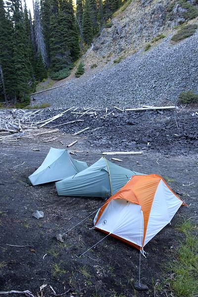 Dead Lake Camp