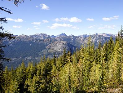 Buckskin Ridge Trail