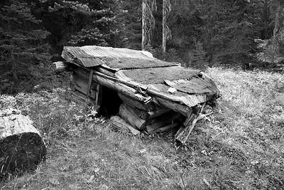 Holman Pass Cabin