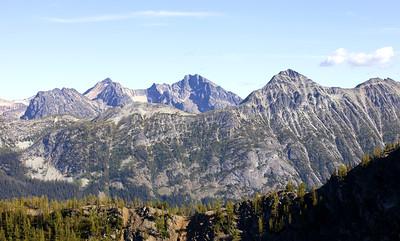 Rolo & Monument Peaks