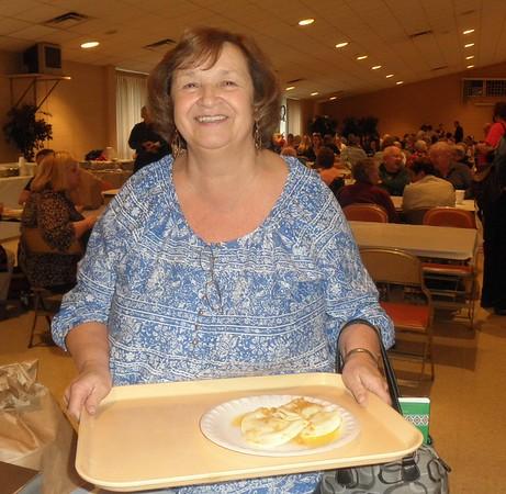 2011 - Lenten Dinners and Pascha making